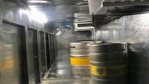 chopera bajo mesada cerveza